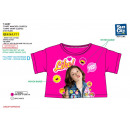 Soy Luna - kort T-Shirt korte mouwen 100% co