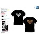 Superman - T-Shirt manga corta 100% algodón