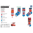Cars - socks 40% co55% pe3% vis2% e