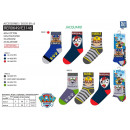 Großhandel Fashion & Accessoires: Paw Patrol - 3  Pack Socken 40% CO55% TP3