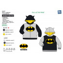 wholesale Fashion & Apparel: Batman - zipped cardigan 100% polyester