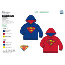 wholesale Fashion & Apparel: Superman - zipped cardigan 100% polyester