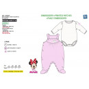 wholesale Licensed Products: Minnie - full body long sleeve & overalls
