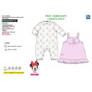 Minnie -all combination & multi com dress