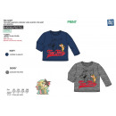 TOM & JERRY - 100% coton Long Sleeve T-Shirt