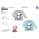Snoopy - Full Print 100% Long Sleeve T-Shirt