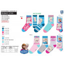 frozen - pack 3 socks 70% cotton 18% polyest