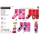 Großhandel Socken & Strumpfhosen: Minnie - Terry rutschfeste Socken