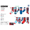 Spiderman - pack 3 calcetines 70% algodón 18% poli