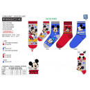 MICKEY - chaussettes 70% cotton 18% polyester 10%