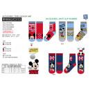 Mickey - Terry Anti-Rutsch-Socken