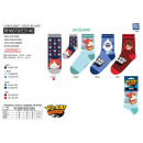 YOKAI WATCH - chaussettes 70% cotton 18% polyester