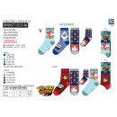 wholesale Socks and tights: YOKAI WATCH - pack 3 socks 70% cotton 18% po