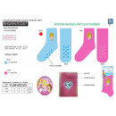 Princess - socks 99% polyester / 1% elastha