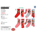 ELENA OF AVALOR - pack 3 socks 70% cotton 18