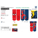 Spiderman - pak 2 sokken 99% polyester / 1%