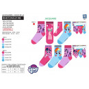My Little Pony - pack 3 calcetines 70% algodón 18%