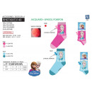 wholesale Socks and tights: frozen - socks 70% cotton 18% polyester 10%