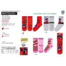 LADY BUG - Terry Anti-Rutsch-Socken