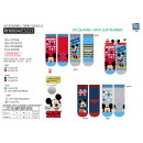 Mickey - pack 2 socks 70% cotton 18% polyest