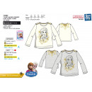 frozen - 100% coton Long Sleeve T-Shirt