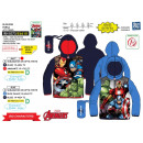 AVENGERS CLASSIC - coupe vent sublime & sac 100% p