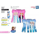 frozen - leggings sublimes 95% poliéster / 5% elas