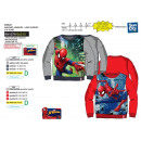 Spiderman - Sweatshirt aus 100% Polyester