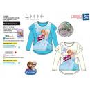 frozen - T-Shirt manica lunga sublime 65% Polye