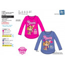 Paw Patrol - 100% coton Long Sleeve T-Shirt