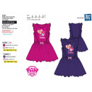 Paw Patrol - Kleid s / m Taille Fronce 65% Polyest