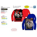 STAR WARS VIII - sweat 100% polyester