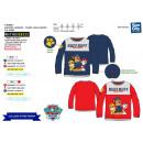 Paw Patrol - Langärmliges T-Shirt 100% Baumwolle