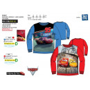 Cars 3 - 100% polyester sweatshirt