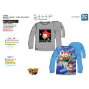 YOKAI WATCH - t-shirt manches longues 100% coton