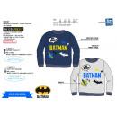 ingrosso Ingrosso Abbigliamento & Accessori: Batman - felpa in cotone 65% poliestere / 35%