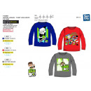 BEN 10 - 100% coton Long Sleeve T-Shirt