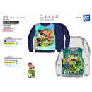 BEN 10 - sweat 100% polyester