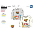 YOKAI WATCH - Full-length Long Sleeve T-Shirt 1