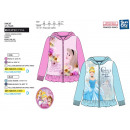 Princess - zipped hood sweatshirt 100% polyester