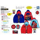 Spiderman - Daunenjacke aus 100% Polyester