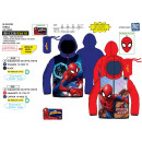 SPIDERMAN - coupe vent sublime & sac 100% polyeste