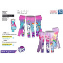 MY LITTLE PONY - legging sublime 95% polyester / 5
