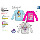 wholesale Fashion & Apparel: My Little Pony - Long Sleeve T-Shirt 100% Coto