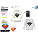 Superman - 100% coton Long Sleeve T-Shirt