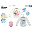 Princess - 95% cotton / 5% spandex sweatshirt