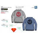 Superman - Kangaroo sweatshirt 65% polyester / 35%