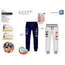 DC SUPER HERO GIRLS - pantalon 65% polyester / 35%