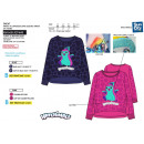 HATCHIMALS - 65% polyester / 35% cotton sweatshirt