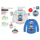wholesale Childrens & Baby Clothing: THOMAS LE TRAIN - Long Sleeve T-Shirt 100% cot